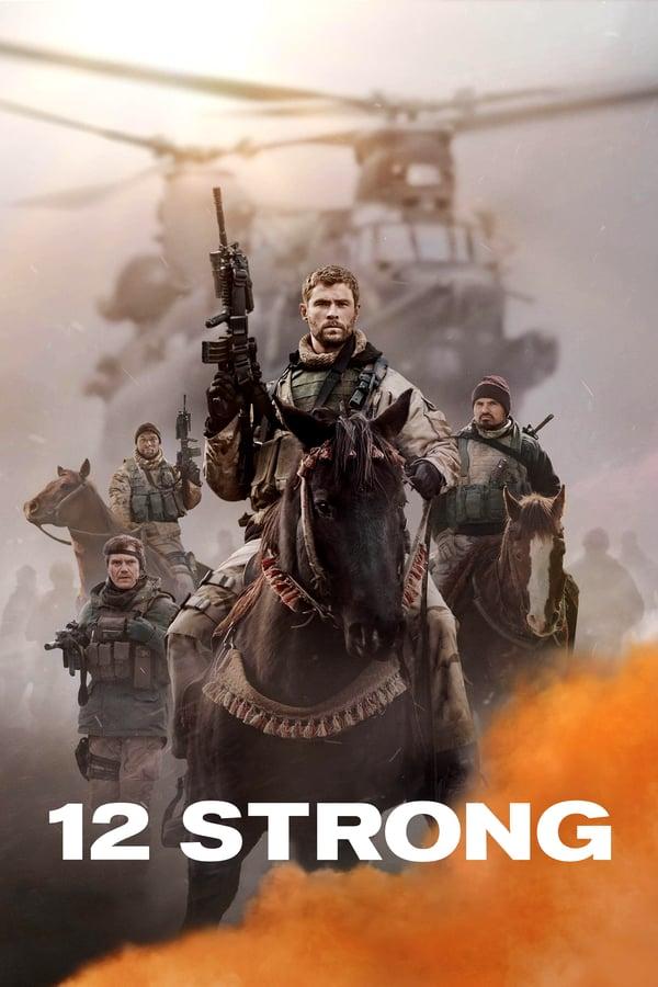 12 ძლიერი / 12 Strong