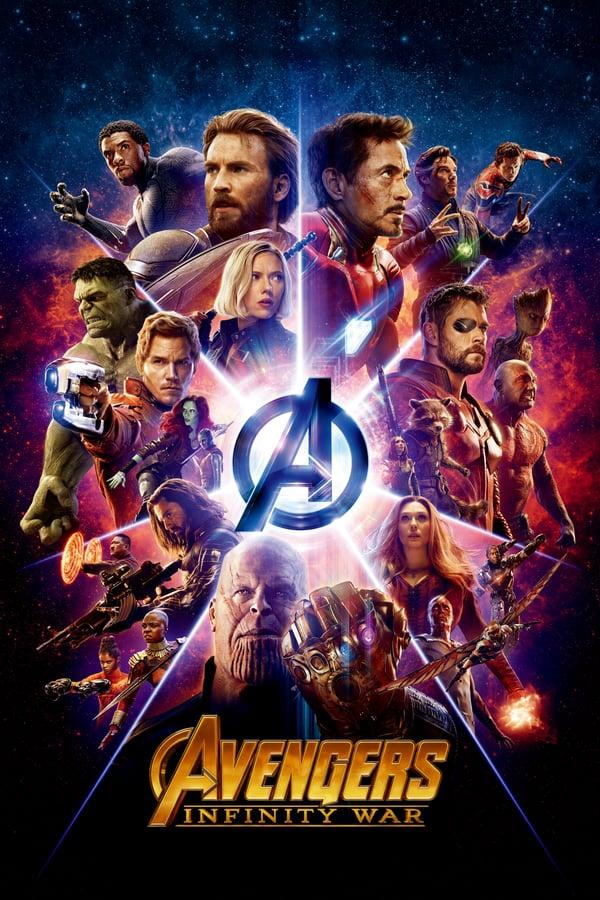შურისმაძიებლები: უსასრულობის ომი / Avengers: Infinity War