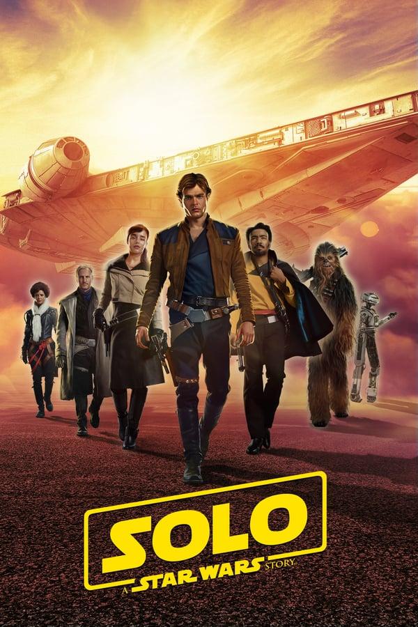 სოლო: ვარსკვლავური ომების ისტორია / Solo: A Star Wars Story