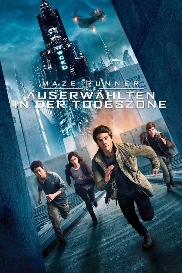 ლაბირინთში მორბენალი 3: სიკვდილით განკურნება / Maze Runner: The Death Cure