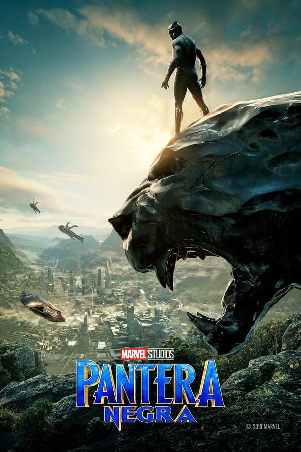 შავი პანტერა / Black Panther